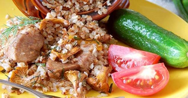 Что можно приготовить из баранины и гречки