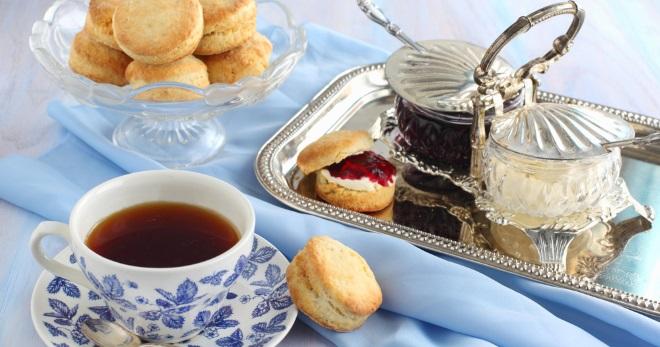 лучшие сладости к чаю