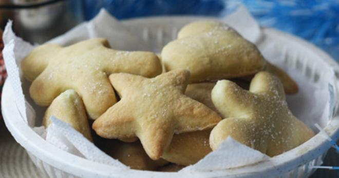 Печенье на рассоле без яиц - рецепт пошаговый с фото