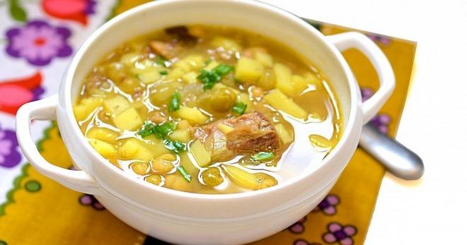 простой рецепт свиного супа