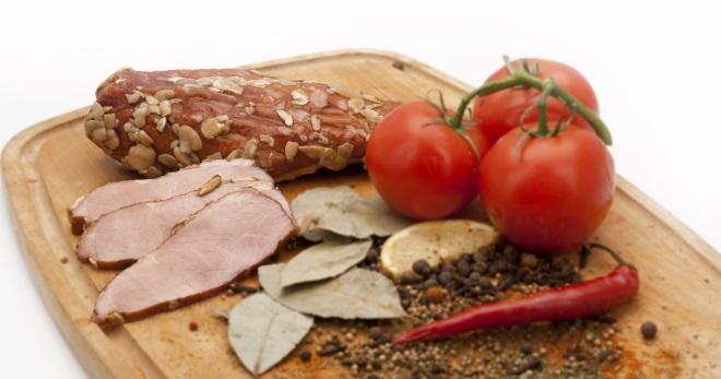 Пастрома из индейки - вкуснейшая альтернатива покупной колбасе