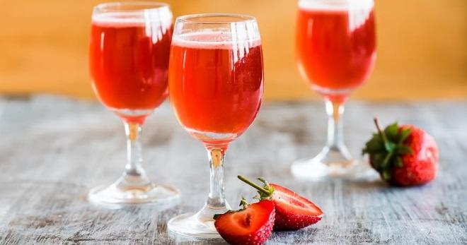 Вино из клубники - лучшие рецепты вкусного и ароматного домашнего алкоголя