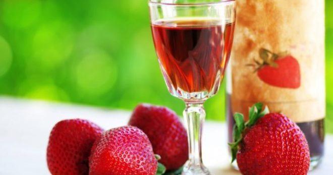 Наливка из клубники - вкусные рецепты ароматного домашнего алкоголя
