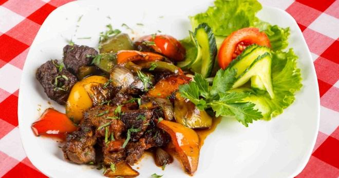 Вторые блюда из говядины - лучшие рецепты для праздника и на каждый день!