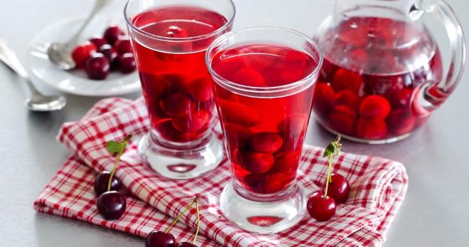 Компот из ягод на зиму - самые вкусные рецепты витаминного напитка