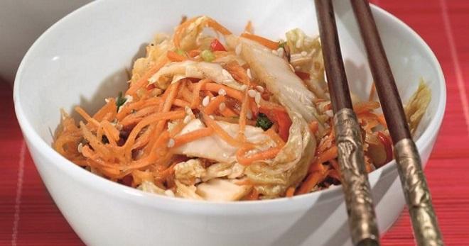 Капуста по-корейски - самые лучшие рецепты вкусной пикантной закуски