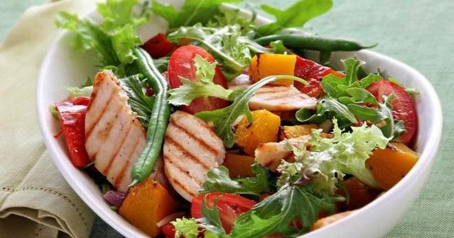 Легкие салаты - вкусные блюда для диеты и не только!