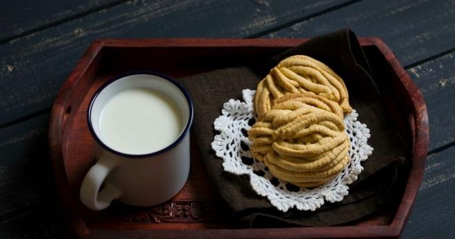 Печенье через мясорубку - безумно вкусное лакомство, как в детстве