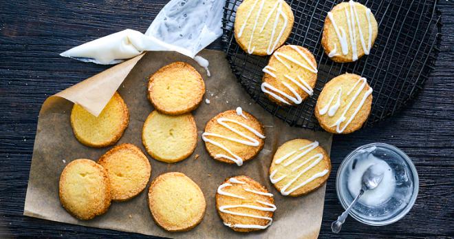 Печенье с маргарина яйца и сахара