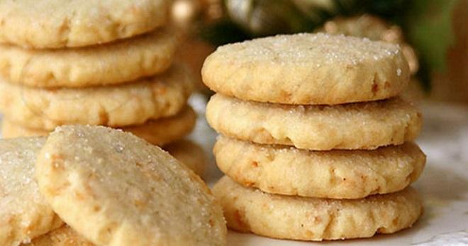 Очень легкие и вкусные печенья 4