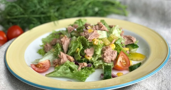 Салат с тунцом и пекинской капустой - лучшие рецепты вкусной и питательной закуски
