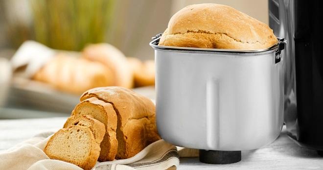 Хлеб на опаре в хлебопечке - рецепт пошаговый с фото