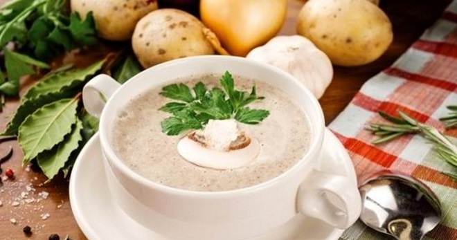 Как сварить суп грибной суп из замороженных грибов по пошаговому рецепту с фото