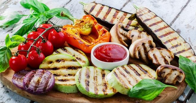 Время жарки овощей