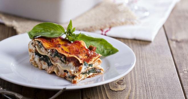 Постная лазанья - вкуснейшие рецепты итальянского блюда без мяса