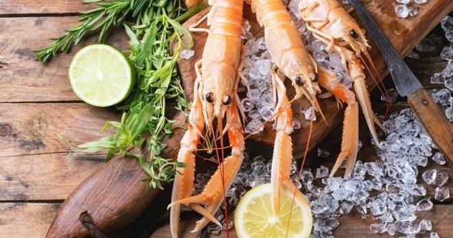 Лангустины - рецепты приготовления экзотических и простых блюд