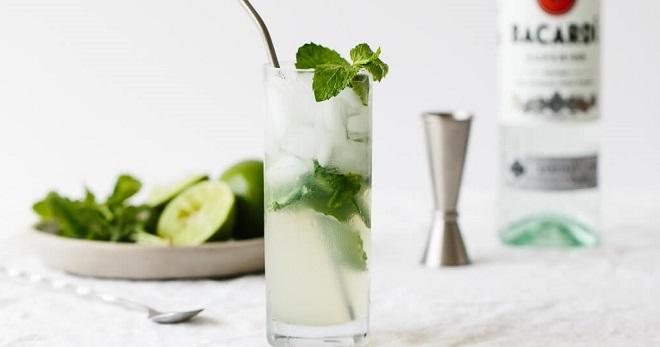 Алкогольный Мохито - рецепты напитка для самой жаркой вечеринки