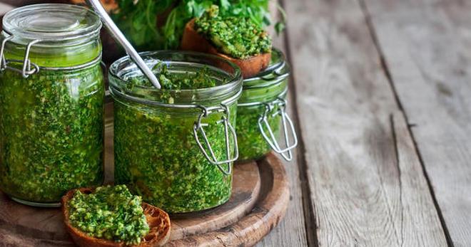 Петрушка на зиму - лучшие способы хранения зелени