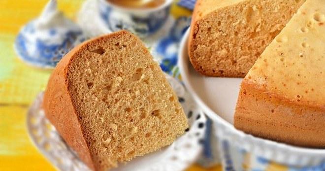 Пышный бисквит в мультиварке - самые вкусные рецепты мягких коржей для торта