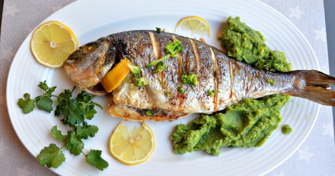 Рыба в духовке - очень вкусные рецепты блюд для любого стола