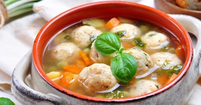 Самый вкусный суп с фрикадельками - рецепты отменного блюда на каждый день!