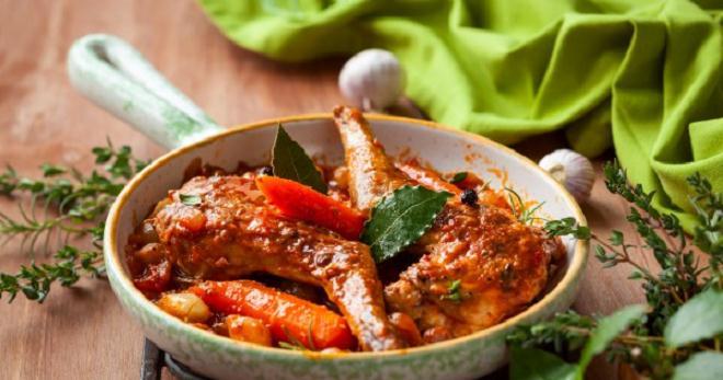Рецепт кролика для семейного обеда или детского меню