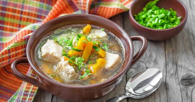 Супы - рецепты лучших первых блюд на каждый день