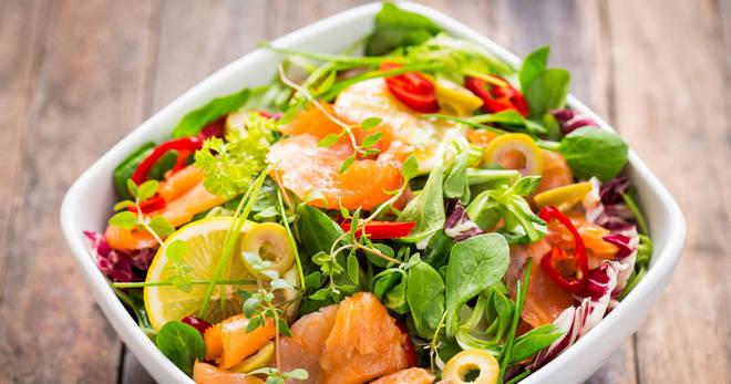 Лучшие и самые вкусные салаты на каждый день и для торжества