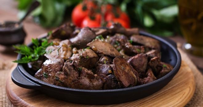 Блюда из говяжьей печени на каждый день и для торжественного стола