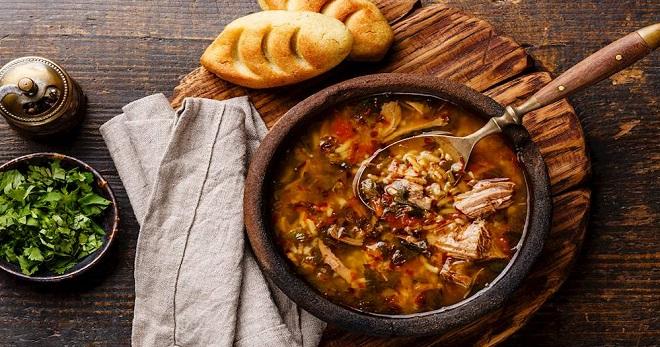 Классический рецепт харчо из говядины - восхитительно вкусное грузинское блюдо!