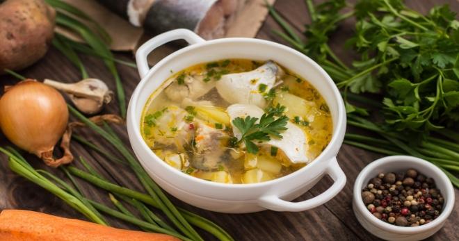 Суп из форели - самые вкусные рецепты приготовления первого блюда