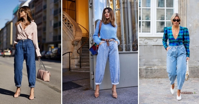 Модные джинсы - лучшие стильные образы на каждый день