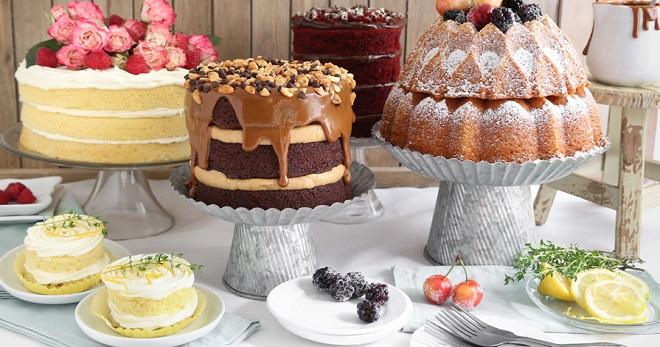 Самые популярные торты - топ лучших домашних рецептов
