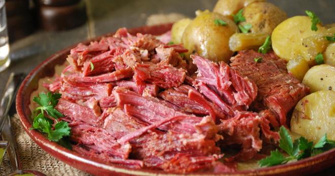 Рецепты из мяса на каждый день и для праздника