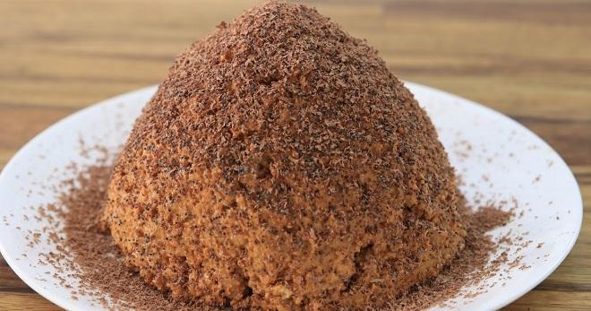 «Муравейник» - рецепты вкуснейшего десерта к чаю