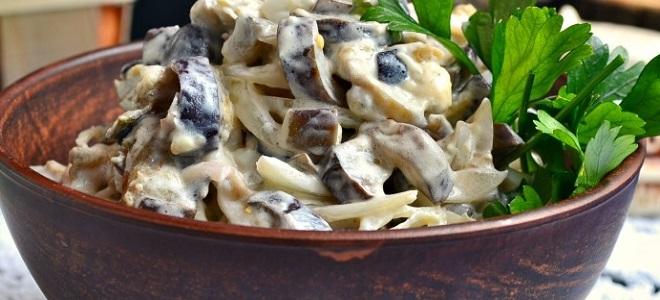 Баклажаны как грибы - 10 быстрых и вкусных рецептов