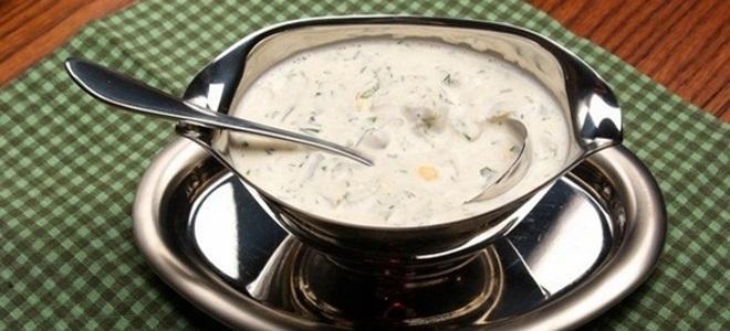 рецепт белый соус к мясу
