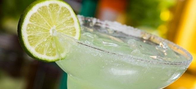 безалкогольный коктейль маргарита