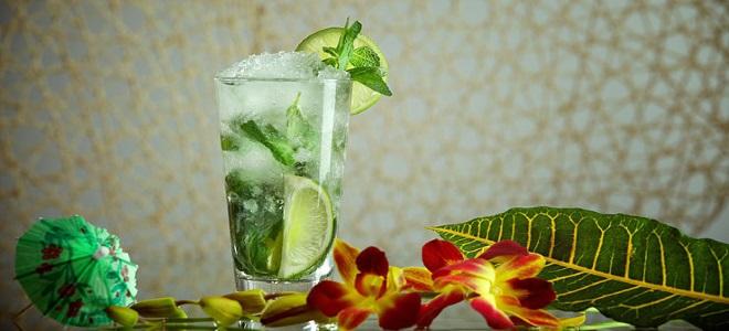 безалкогольный коктейль «Мохито»