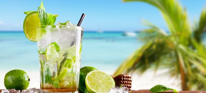 Безалкогольный мохито - рецепт