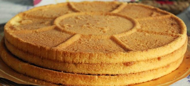 торт из бисквитных коржей фото и рецепты
