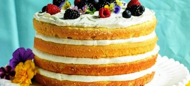 Как сделать вкусный торт из коржей 741