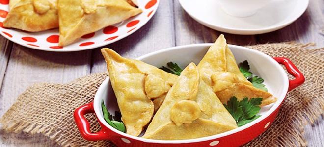Эчпочмак по-татарски - рецепт пошаговый с фото