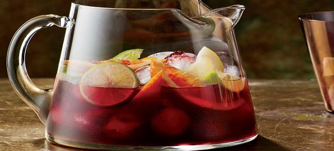 Фруктовое вино в домашних условиях  - простой рецепт