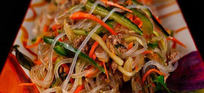 соус фунчоза по-корейски рецепт с фото
