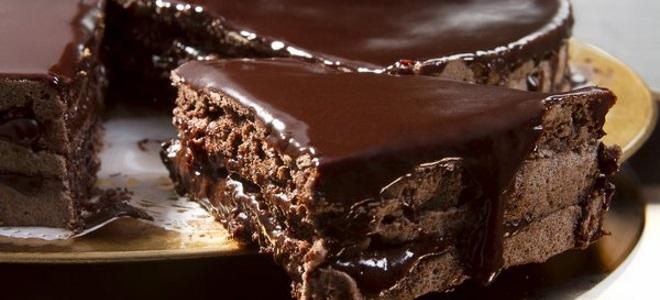 Глазурь рецепт из шоколада