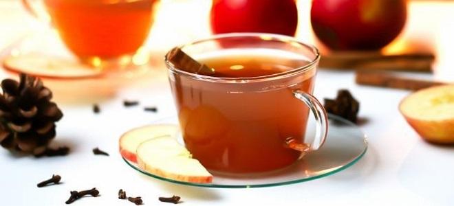Глинтвейн с яблочным соком