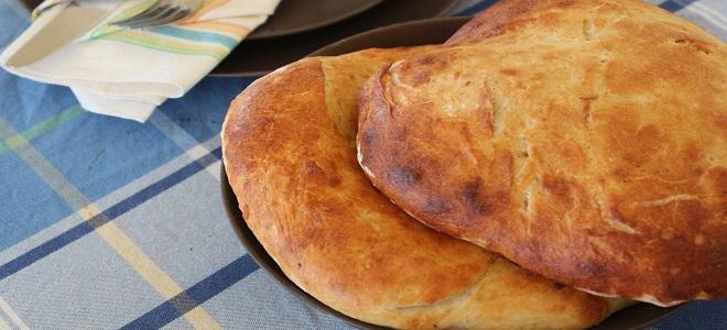 Грузинский лаваш - рецепт