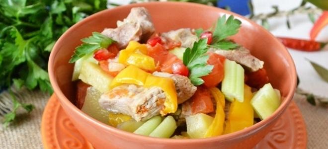 хашлама по армянски рецепт