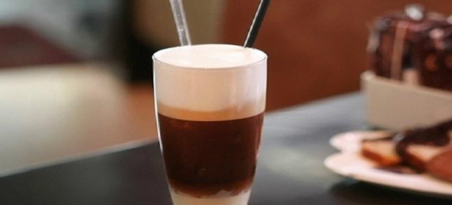 Холодный кофе с мороженым - рецепт